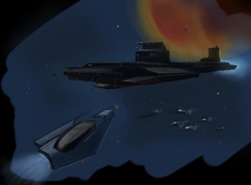 i like space ships