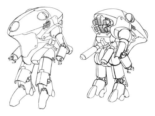 pod-suit