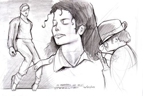 In Memory of Michael Jackson